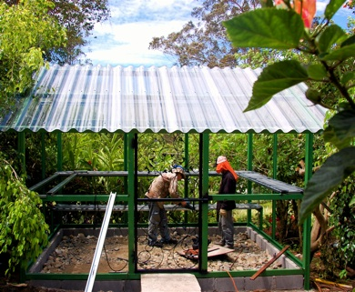 Greenhouse Design Boquete Panama