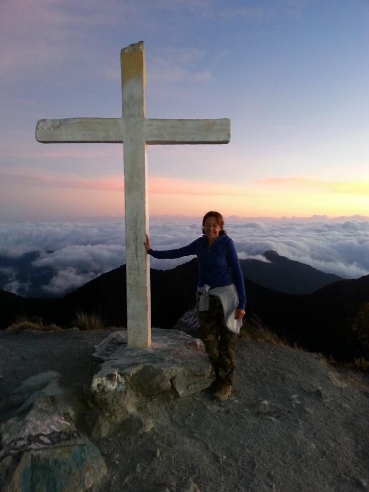 Climbing Volcan Baru, Boquete Panama